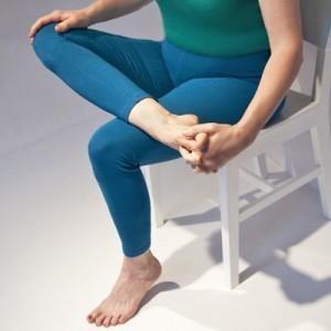 esercizi per piedi e ginocchia