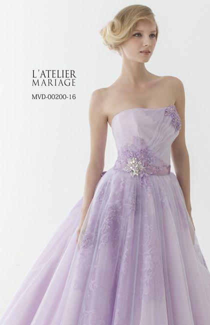 モード・マリエ No.66-0144 ウェディングドレス 結婚式