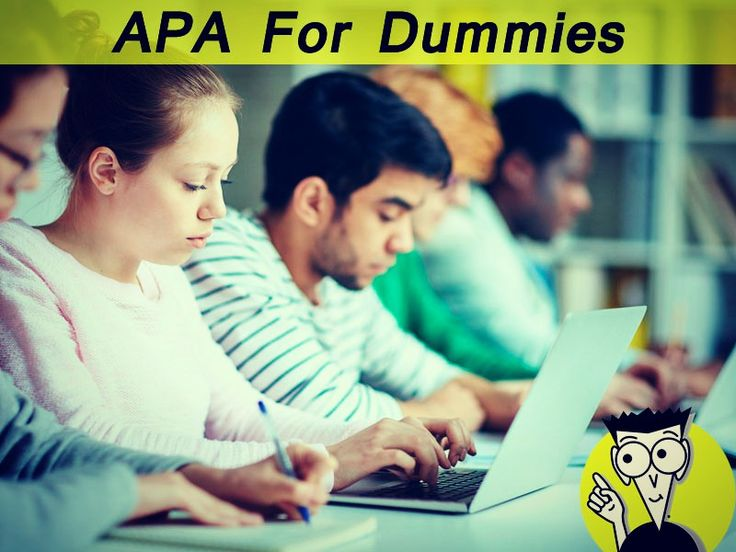 APA Format and Citations: Beginner's Guide