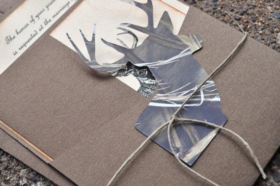 Camouflage Wedding Invitation Kits: 33 Best Images About Classy Camo Wedding On Pinterest