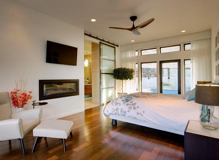 Die besten 25+ Villa mit pool Ideen auf Pinterest modernes Villa - schlichtes sauna design holz seeblick