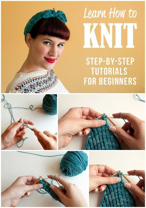 Arm Knitting Step By Step Tutorial : Clinker truffles recipe knitting for beginners how to
