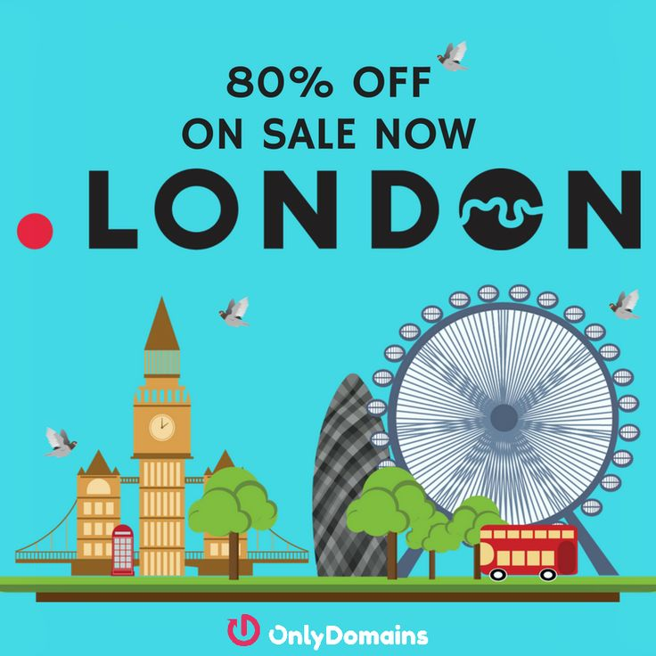 oost your website with a Dot London Extension, On Sale Now! . London is one of the most culturally vibrant cities in the world and with a Dot London Web-Address, you will easily: . 🔸️Let consumers and customers know that you are London based, with relevant content. 🔸️Provides you with a memorable (yet awesome) and distinctive digital address. 🔸️Enables closer association with London's brand and the city's reputation in true London style. . With your new short, memorable Dot London Domain…
