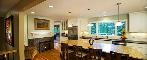 2012 minnetonka kitchen Panoramic Photo