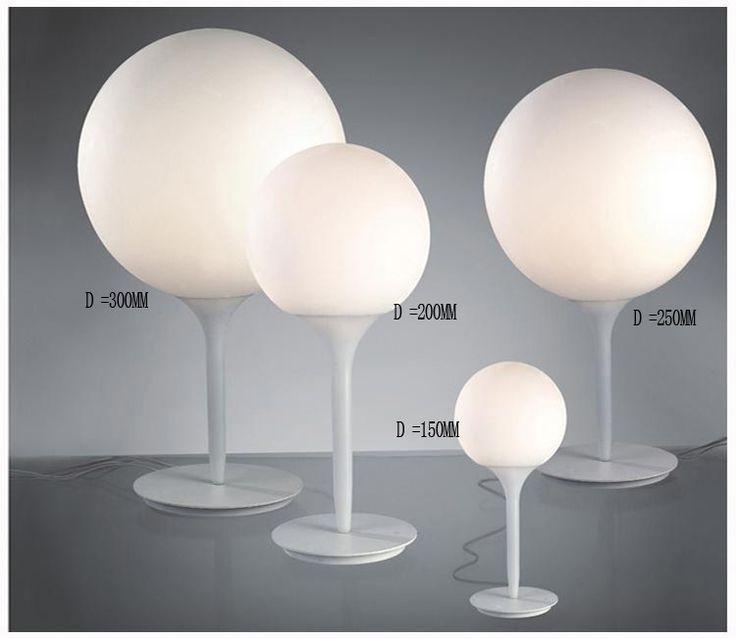 Современные Настольные Лампы Стекло Настольная Лампа Используется В Ночной Гостиная Гарантировано 100% + Бесплатная доставка!