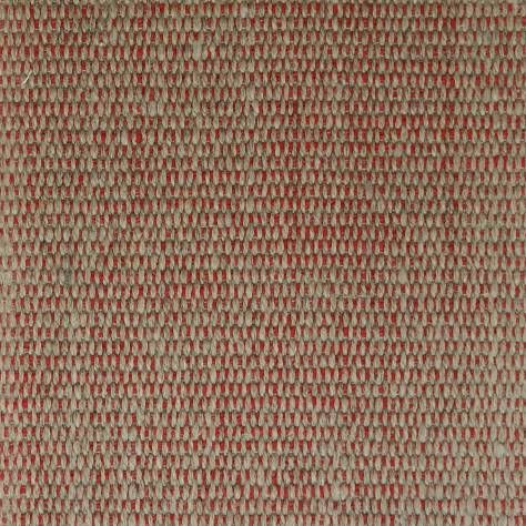 Benson - Brick  fabric, from the Country Pursuits collection by Art of the loom
