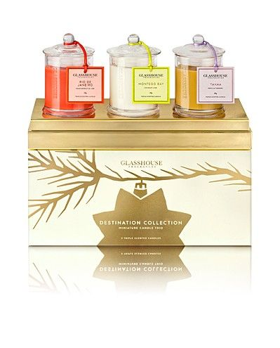 For Her... to enjoy | Christmas 2013 | To take travelling or bring back memories of travels past, these scents are heavenly