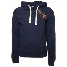 Tommy Hilfiger Sweat à capuche Sweat Lex homme bleu marine Slim Sweat à capuche 100% authentiques nouveau