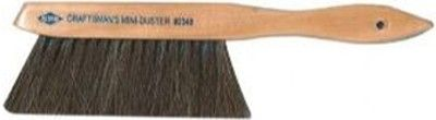 """Alvin Draftsman's Dusting Brush - Horsehair, 8"""" Brush/14""""OAL"""