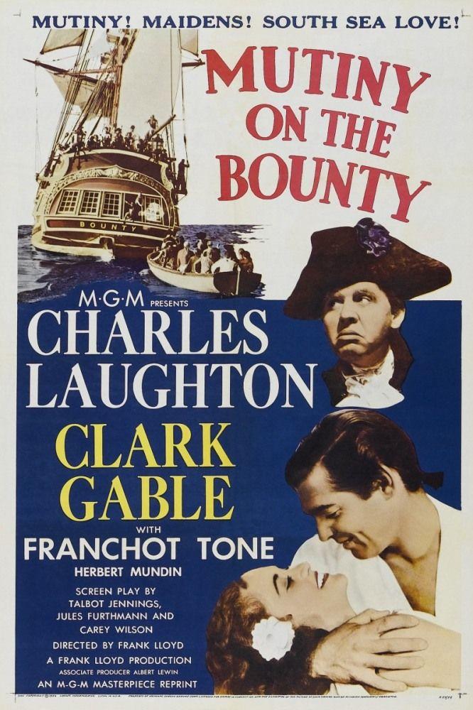 Мятеж на Баунти (Mutiny on the Bounty)
