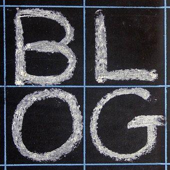 Μαυροπίνακας, Blog, Μαύρο, Blogging