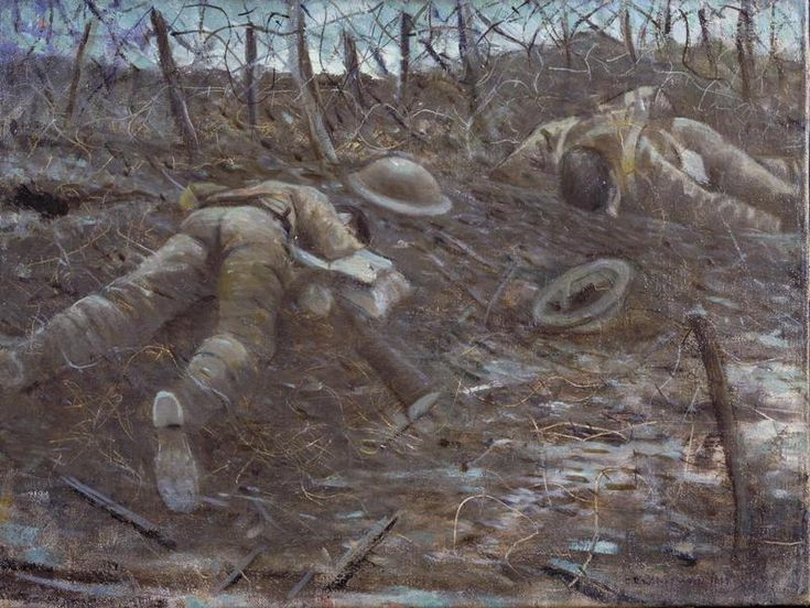 Paths of Glory, by C R W Nevinson; Paths of Glory, 1917, by C R W Nevinson. During the early years of the First World War, Nevinson's style ...