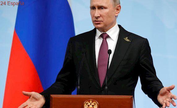 Vladimir Putin dice que la embajada de EEUU en Rusia perderá a 755 funcionarios