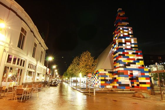 Maravillas en Lego: Iglesia hecha en Holanda
