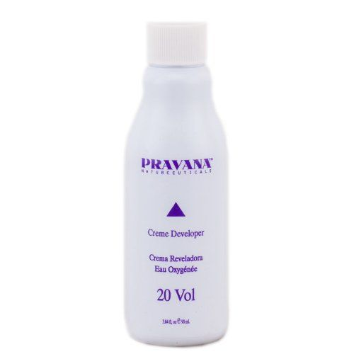 Pravana Creme Developer Eau Oxygenee 20 Vol 3.04 Fl,oz  //Price: $ & FREE Shipping //     #hair #curles #style #haircare #shampoo #makeup #elixir