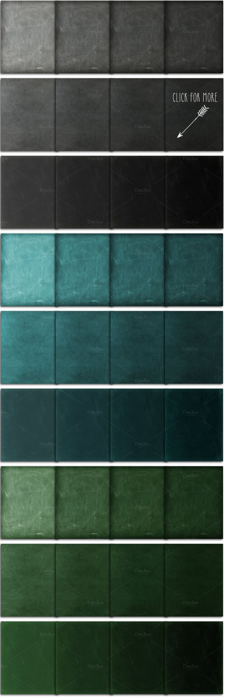 36 Chalkboard Backgrounds XL Edition