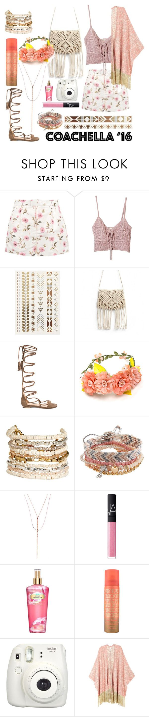 """Untitled #78"" by xenalevina ❤ liked on Polyvore featuring RED Valentino, Jens Pirate Booty, Topshop, Schutz, Panacea, Aéropostale, Lana, NARS Cosmetics, Victoria's Secret and Melissa McCarthy Seven7"