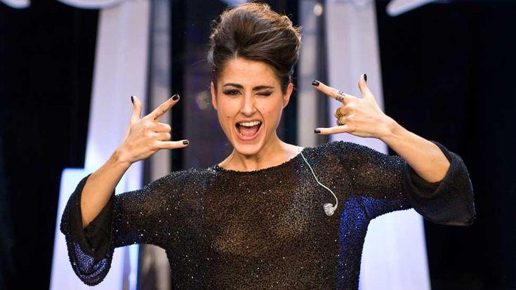 """Barei canta """"Say Yay!"""" en Objetivo Eurovisión, Eurovisión 2016  online, completo y gratis en RTVE.es A la Carta. Todos los programas de Eurovisión 2016 online en RTVE.es A la Carta"""