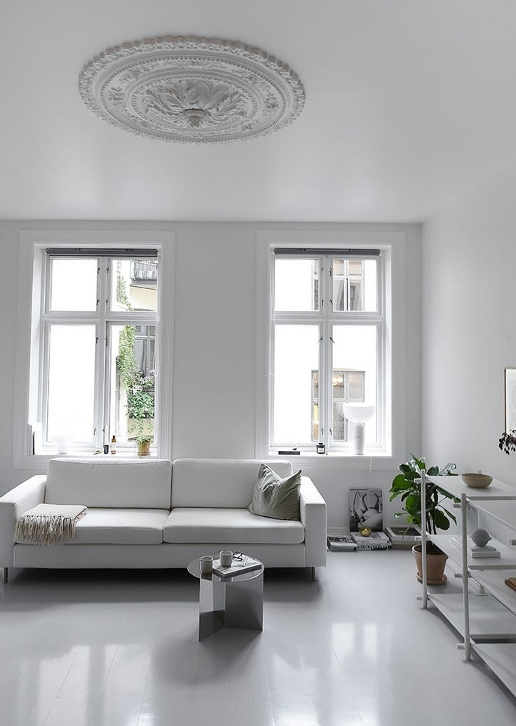 Only Deco Love: Simple Scandinavian Living Room Styling
