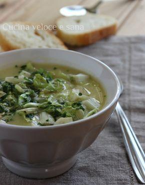 zuppa di patate