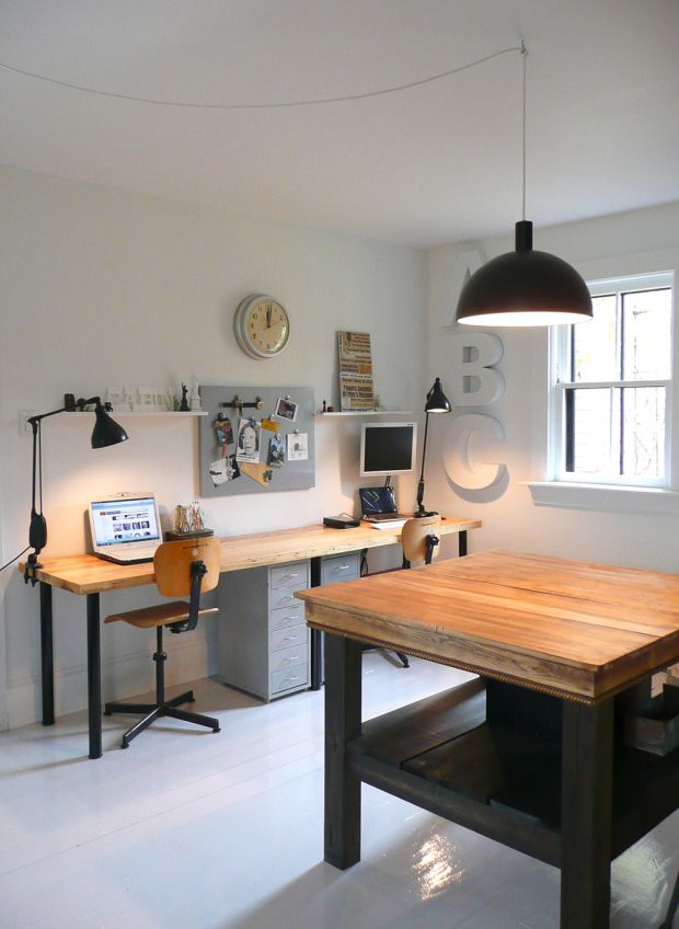 tumblr n37tdw3a6j1qkegsbo1 1280 620x848 70 Inspirational Workspaces & Offices | Part 21