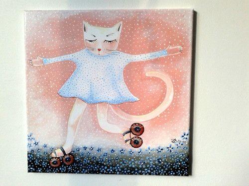 Kočička Lízinka
