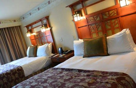 Grand Californian Hotel en Disneyland