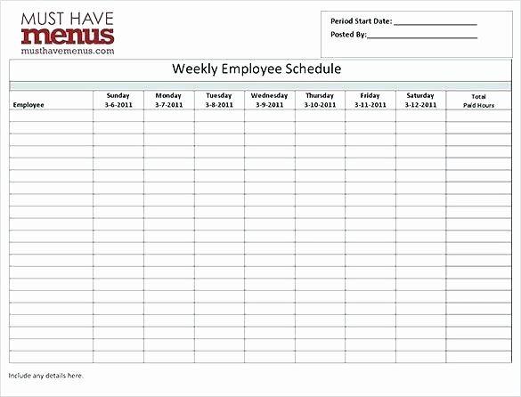 Restaurant Employee Schedule Template Unique Free Restaurant Employee Schedule Template Employee Schedule Template Schedule Template Employee Handbook Template
