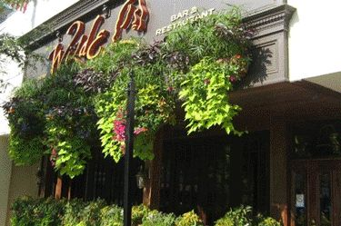 Wilde bar & restaurant ... best brunch, sidewalk tables and drinks in the neighborhood!