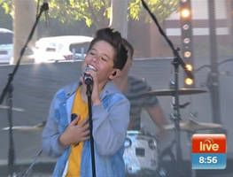 Jai Waetford performs his new single 'Get to Know You' LIVE on Sunrise.