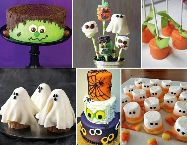 Halloween sweets designes