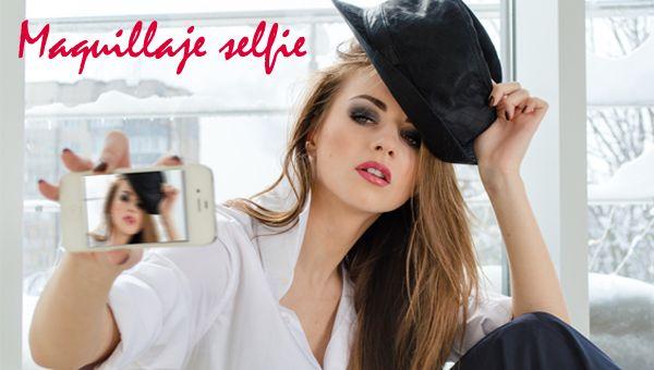 El mejor maquillaje para salir perfecta en tus selfies!