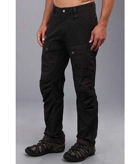 Fjällräven Keb Trousers Black - Zappos.com Free Shipping BOTH Ways