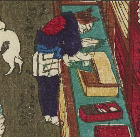 猫のおそば屋さん