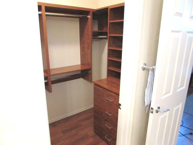 Summerflame Closet Hutch With Shelving WeOrganize U.com
