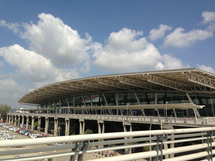 Chennai International Airport (MAA) in Chennai, Tamil Nādu