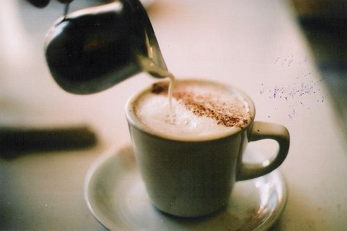 LOVELY LIVING: Books, Dreams, Cups, Expressed, Coff House, Chai Heat, Drinks, Coff Milk, Coff Mornings
