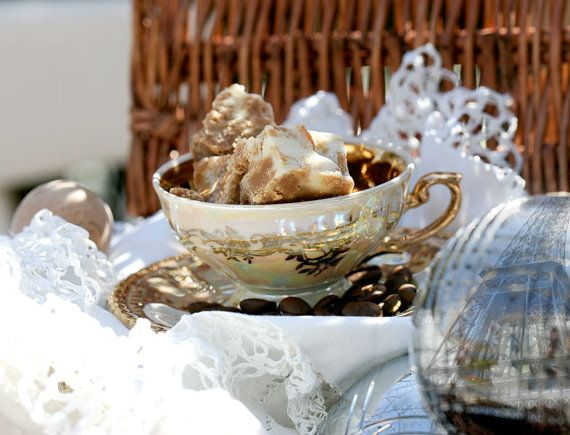 Fudge de Siècle Bag  Creamy Cafe au Lait with by EmpireEdibles, £2.20  Empire Edibles Fudge de Siècle - our creamy Cafe Au Lait fudge, swirled through with Amaretto infused white chocolate. Perfect for languid afternoons.  www.empireedibles.co.uk  . #fudge #steampunk #amaretto #coffee #cafe #french chic