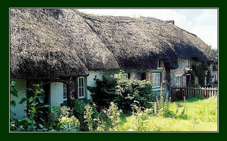 Traditional Irish Cottages