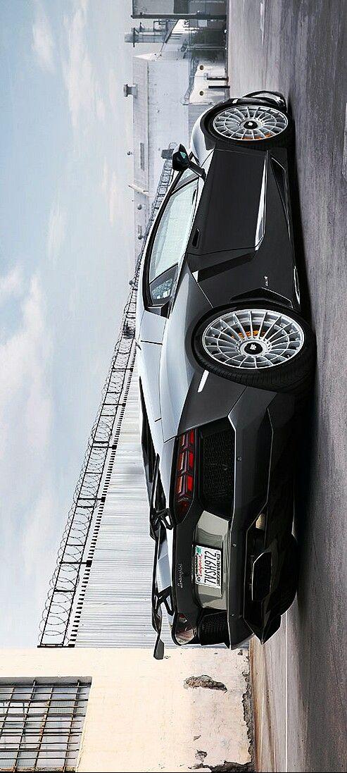 (°!°) Lamborghini Aventador by Rotiform