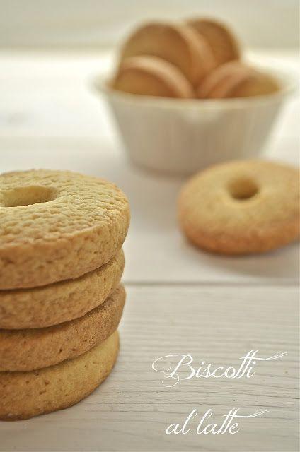 Biscotti al latte…e ritrovare le certezze
