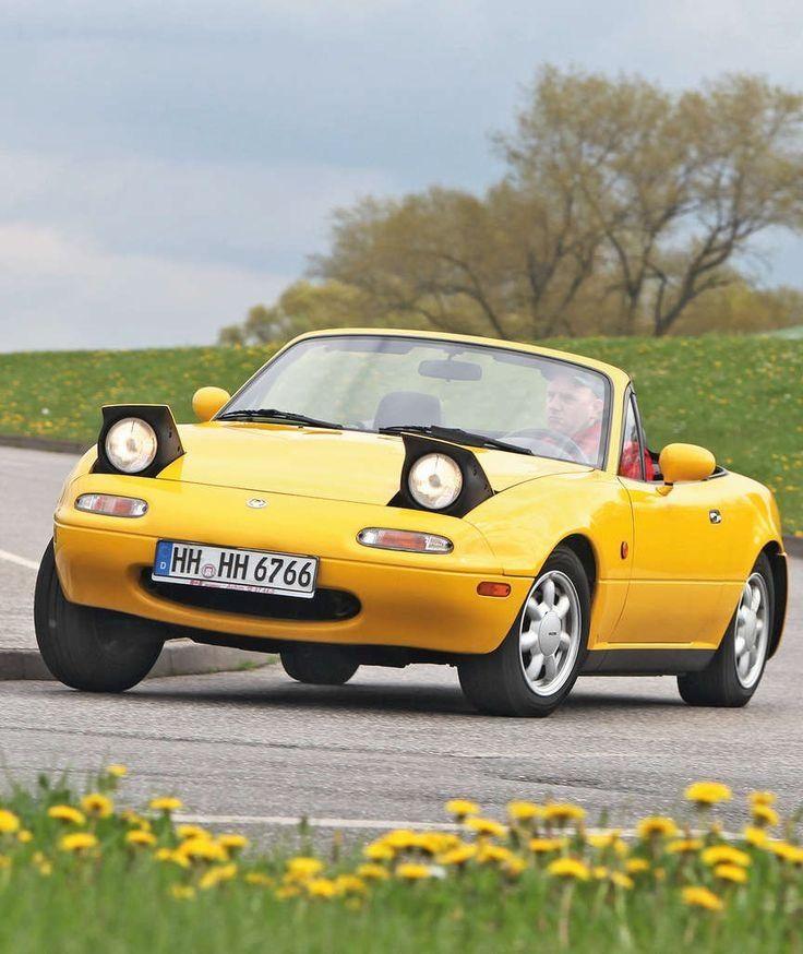 Der Mazda Mx 5 Ist Der Meistgebaute Roadster Der Welt Gebraucht Gibt Es Den Kultigen Japaner Inzwischen In Drei Generati Mazda Mx5 Mazda Mx5 Miata Mazda Miata