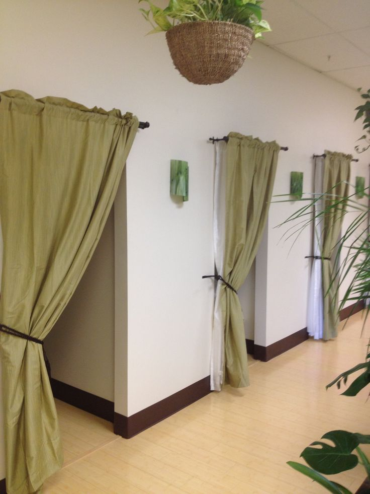 A View Of Our Aesthetician Rooms Complete With A Facial Room Jetpeel Room Microcurrent