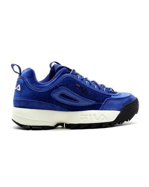 f6c1e5cfeb8 FILA 휠라 디스럽터V '로얄블루' 발매,디스럽터1,디스럽터2,필라,휠라운동화 :: 9NEES x SNEAKERS | Gear |  신발, 스니커즈 및 봄옷