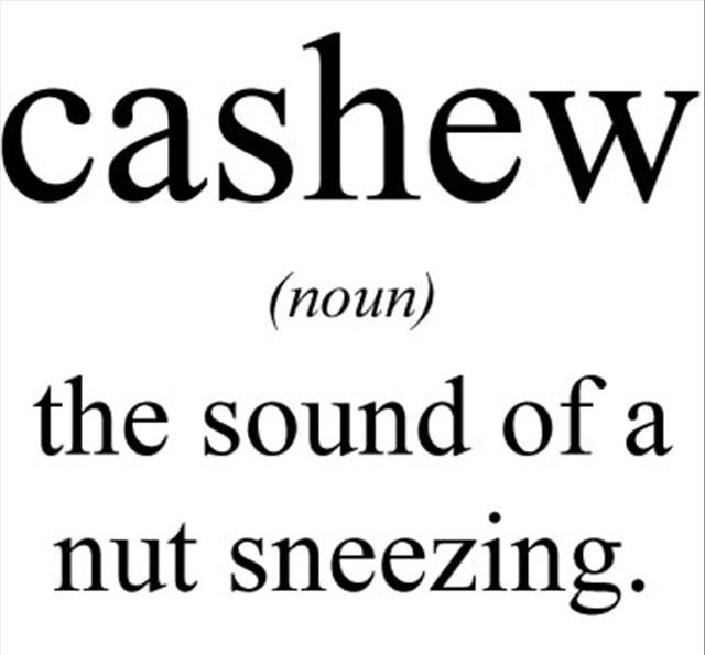 Funny Definitions Words