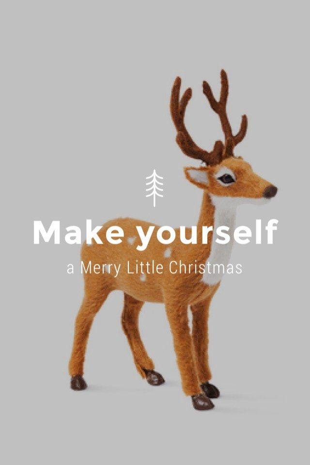 Make Yourself a Merry Little Christmas: my holiday story on @stellerstories