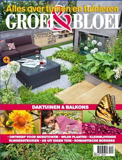 Gardening magazine, Groei & Bloei