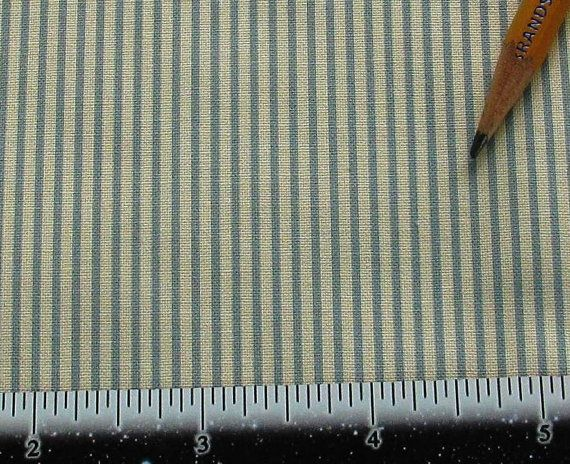 Dollhouse Miniature Victorian UPHOLSTERY FABRIC by SydneyStyle, $8.00