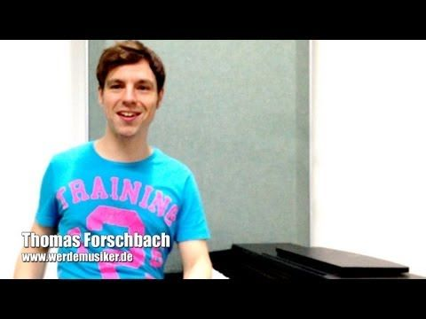 """▶ Klavier lernen """"Für Elise"""" Teil 1 von 7 - Klavierkurs Anfänger - sehr einfaches Piano Tutorial - YouTube"""