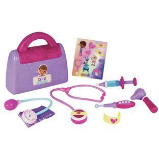 Buy Doc McStuffins Doctors Bag Set at Argos.co.uk, visit Argos.co.uk to shop online for Character playset and dolls, Children's fancy dress accessory sets